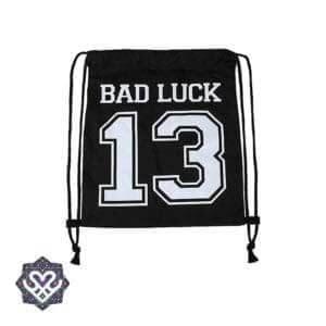 bad luck gym bag