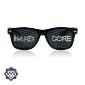 hardcore shop zonnebril