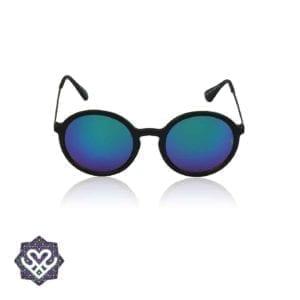 ronde grote zonnebril glazen