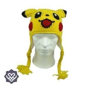 pokemon pikachu muts