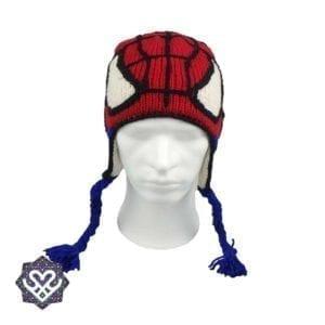 warme muts spiderman