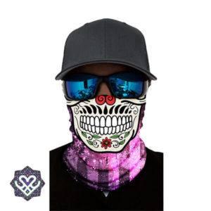 skelet face mask