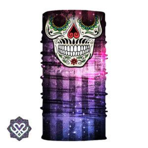 mexicaanse skull bandana