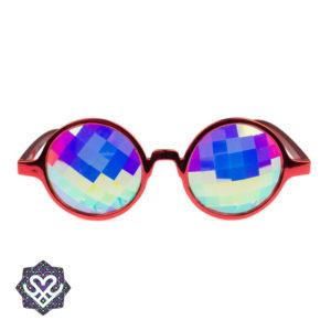 spacebril ronde glazen