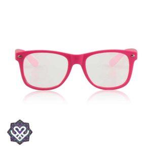 spacebril roze montuur