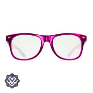 spacebril roze tripbril