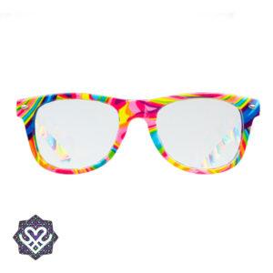 spacebril tripbril regenboog