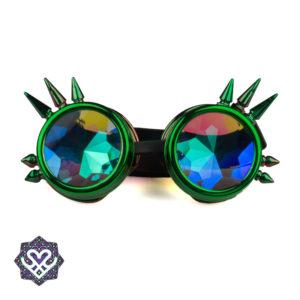 caleidoscoop bril spikes