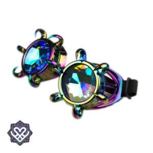 caleidoscoop goggle klauwen