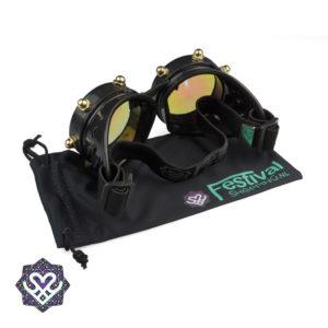 caleidoscoop goggles festivalbril